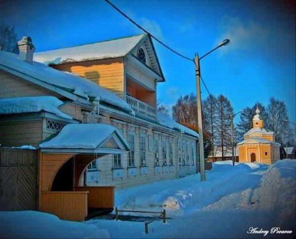 Дом-музей Н.А. Римского-Корсакова