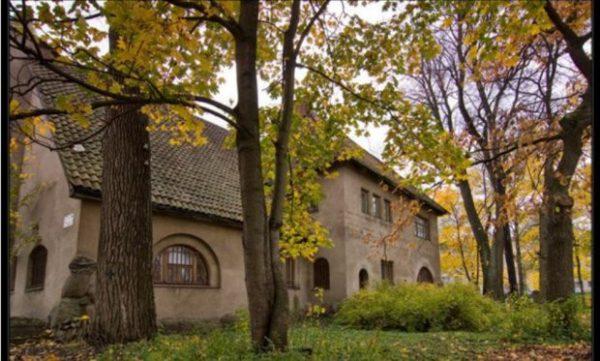 Музей–Усадьба П.Е. Щербова