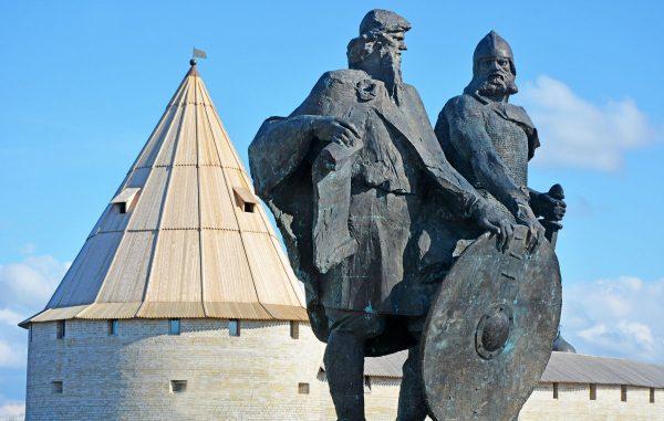 «Староладожский историко-архитектурный и археологический музей-заповедник»
